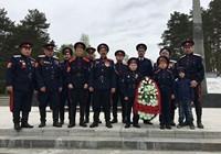 День Победы в г. Кременки