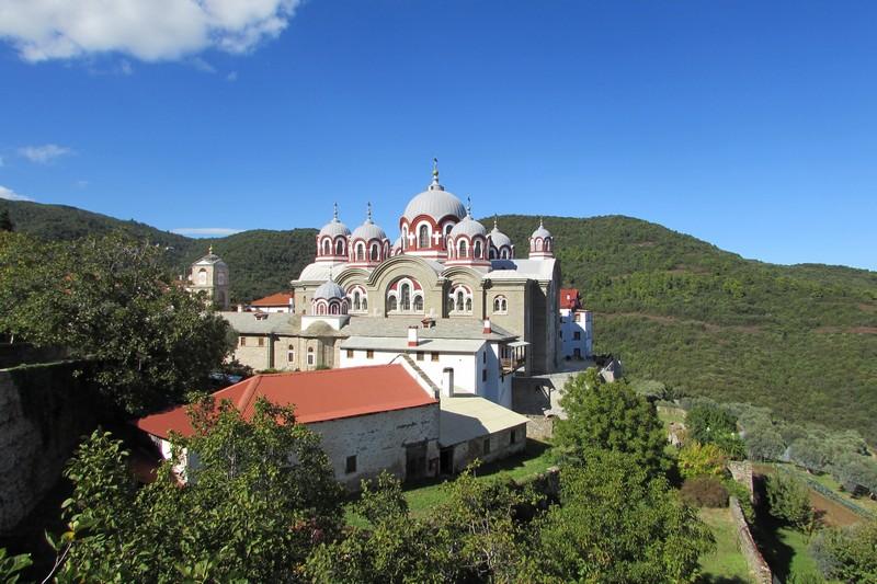 Экскурсия на афон греция